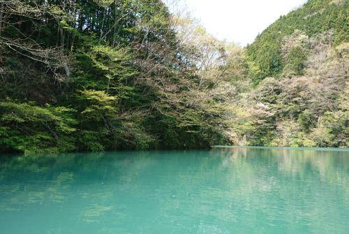 笹間ダム湖